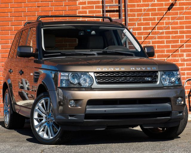 2011 Land Rover Range Rover Sport HSE LUX Burbank, CA 2