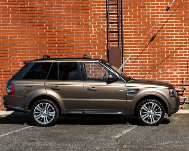 2011 Land Rover Range Rover Sport HSE LUX Burbank, CA 3