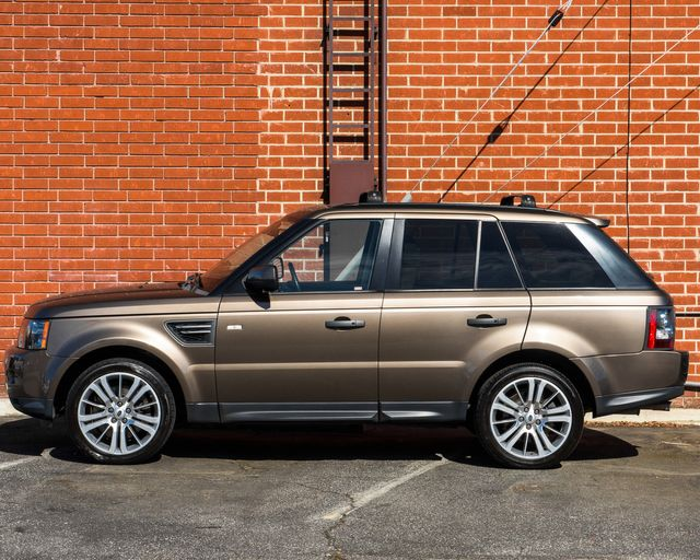 2011 Land Rover Range Rover Sport HSE LUX Burbank, CA 4