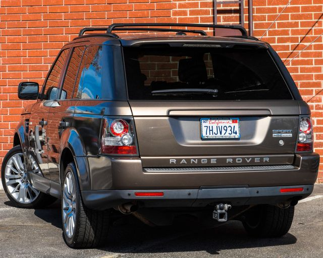 2011 Land Rover Range Rover Sport HSE LUX Burbank, CA 5