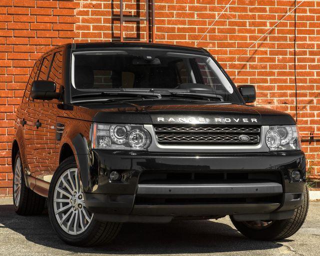 2011 Land Rover Range Rover Sport HSE Burbank, CA 2