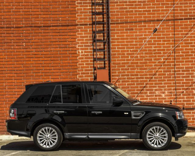 2011 Land Rover Range Rover Sport HSE Burbank, CA 3