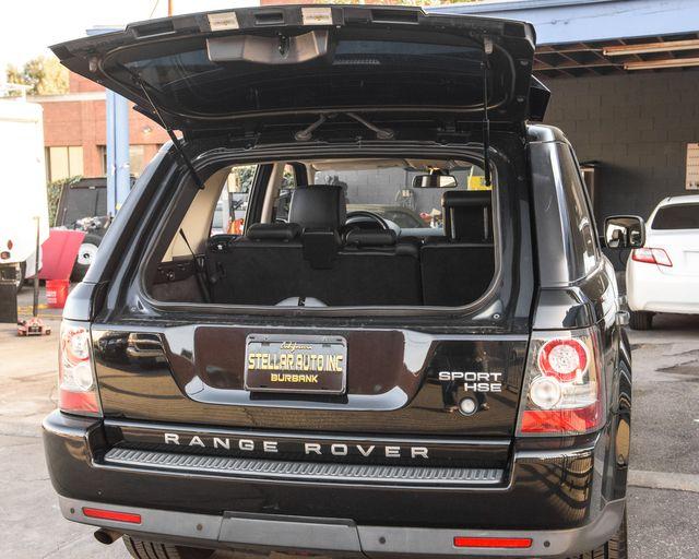 2011 Land Rover Range Rover Sport HSE Burbank, CA 32