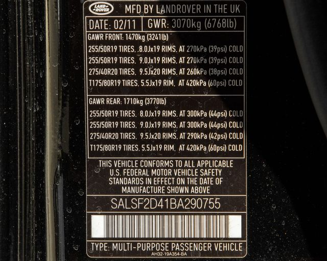 2011 Land Rover Range Rover Sport HSE Burbank, CA 37