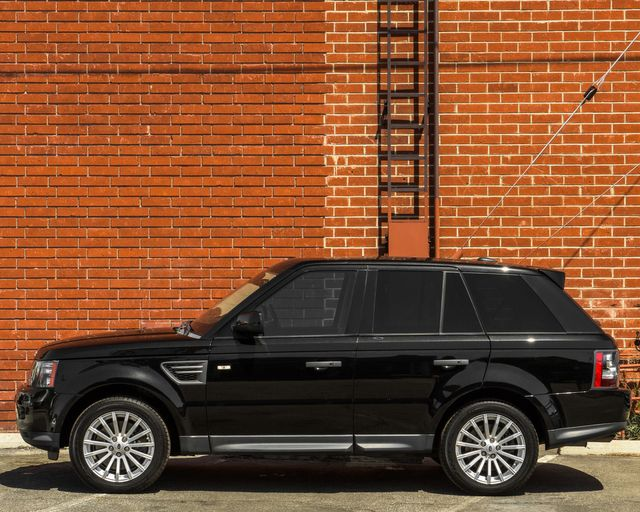 2011 Land Rover Range Rover Sport HSE Burbank, CA 4