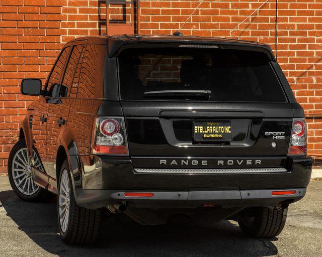 2011 Land Rover Range Rover Sport HSE Burbank, CA 5