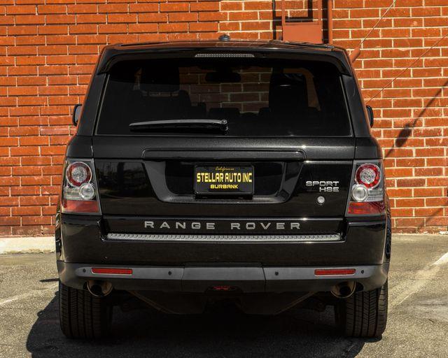 2011 Land Rover Range Rover Sport HSE Burbank, CA 6