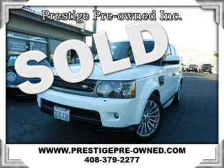 2011 Land Rover Range Rover Sport HSE  in Campbell CA