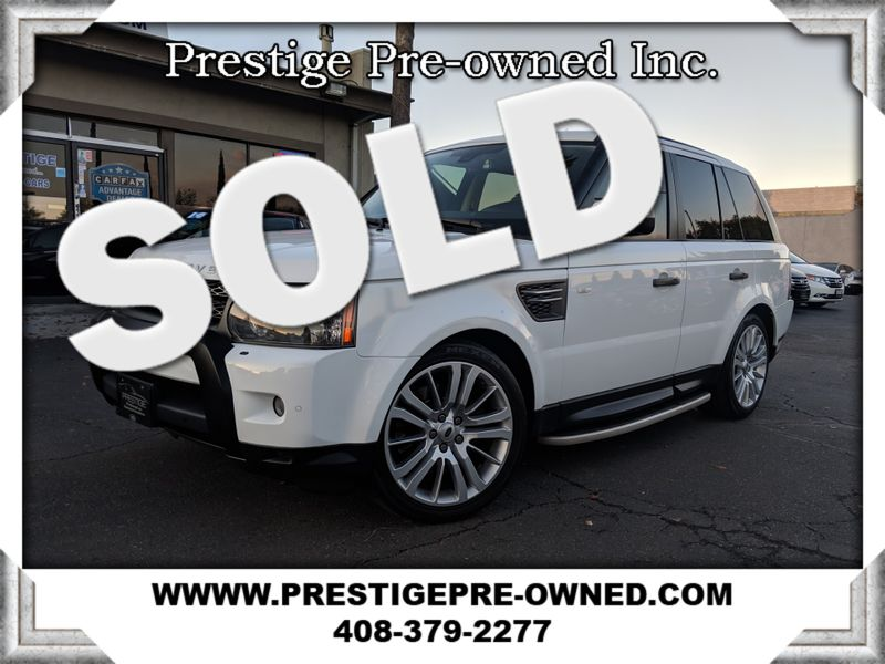 2011 Land Rover RANGE ROVER SPORT HSE LUX  in Campbell CA