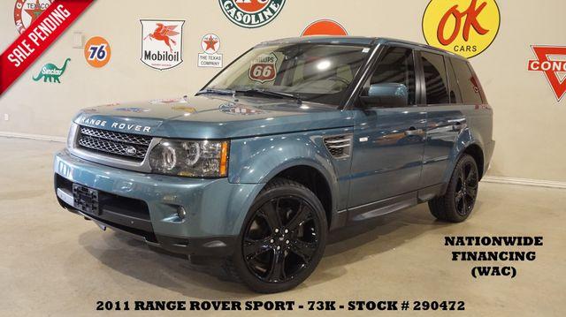 2011 Land Rover Range Rover Sport HSE LUX ROOF,NAV,360 CAM,HTD LTH,73K