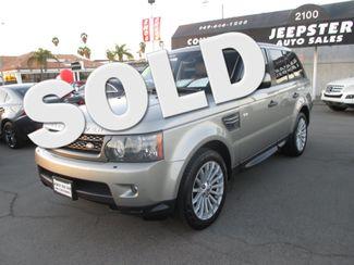 2011 Land Rover Range Rover Sport HSE in Costa Mesa California, 92627