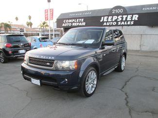 2011 Land Rover Range Rover Sport HSE LUX in Costa Mesa California, 92627