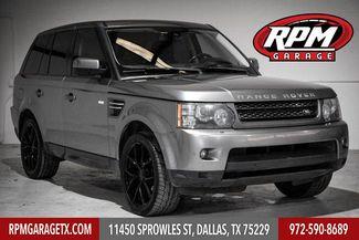 2011 Land Rover Range Rover Sport HSE Luxury in Dallas, TX 75229