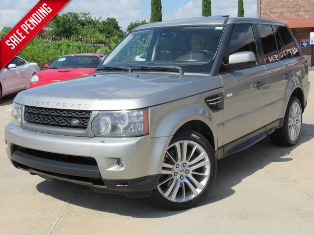2011 Land Rover Range Rover Sport HSE LUX   Houston, TX   American Auto Centers in Houston TX