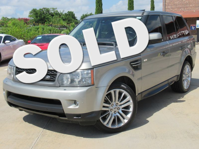 2011 Land Rover Range Rover Sport HSE LUX | Houston, TX | American Auto Centers in Houston TX