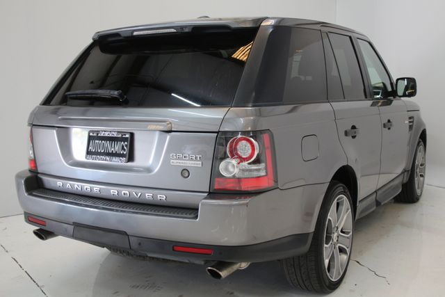 2011 Land Rover Range Rover Sport SC Houston, Texas 8