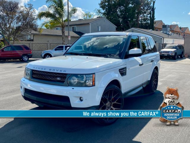 2011 Land Rover RANGE ROVER SPORT HSE LUX NAVIGATION 81K MLS NEW TIRES SERVICE RECORDS