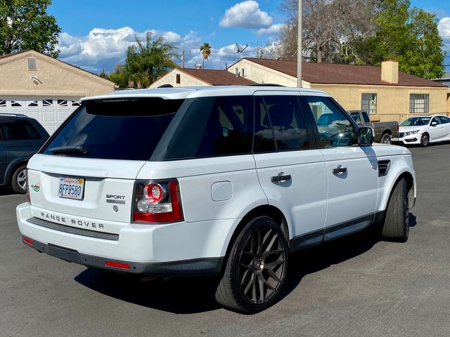 2011 Land Rover RANGE ROVER SPORT HSE LUX NAVIGATION 81K MLS NEW TIRES SERVICE RECORDS in Van Nuys, CA 91406