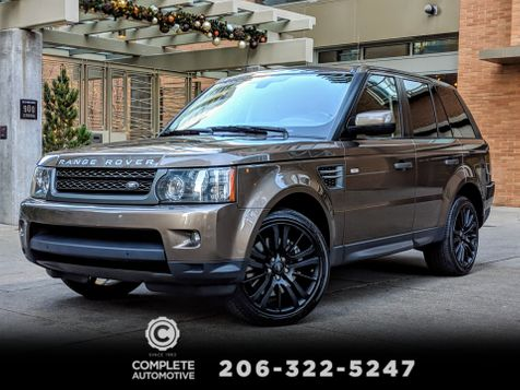 2011 Land Rover Range Rover Sport HSE 39,000 Miles Luxury Package 1 Owner History Rare Color Impossible to Duplicate in Seattle