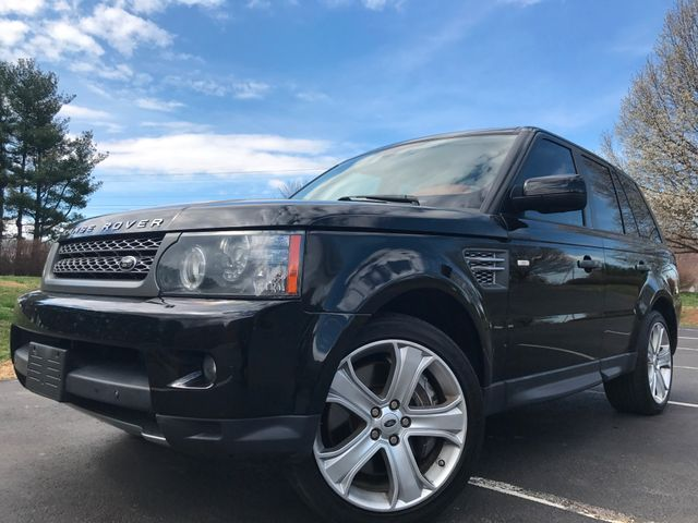 2011 Land Rover Range Rover Sport SC in Leesburg Virginia, 20175