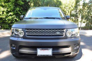 2011 Land Rover Range Rover Sport Super Charged Matt Back Wrap  city California  Auto Fitness Class Benz  in , California