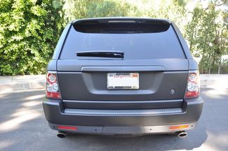 2011 Land Rover Range Rover Sport Super Charged Matt Back Wrap  city California  Auto Fitness Class Benz  in , California