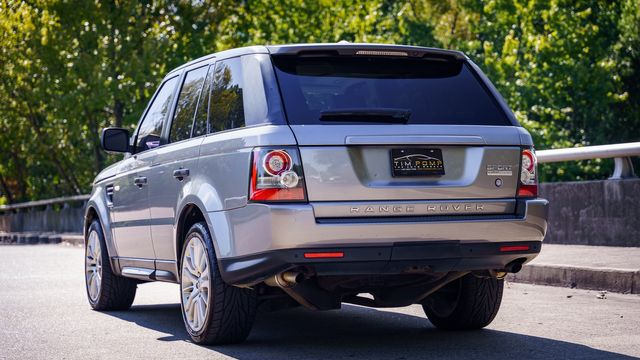 2011 Land Rover Range Rover Sport HSE LUX in Memphis, TN 38115