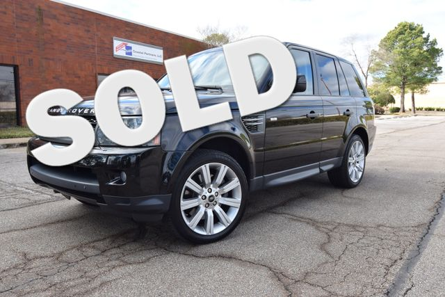 2011 Land Rover Range Rover Sport HSE LUX