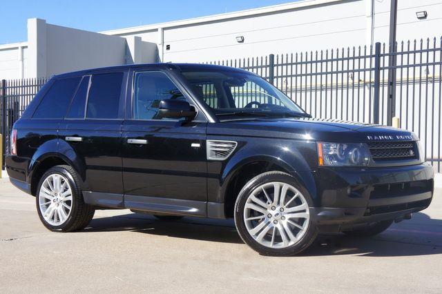 2011 Land Rover Range Rover Sport HSE * LUX * 1-Owner * 20's * NAVI * Cooler Box *