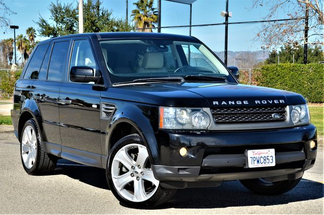2011 Land Rover Range Rover Sport HSE LUX in Reseda, CA, CA 91335