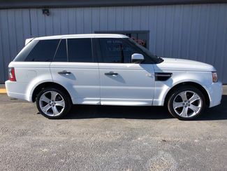 2011 Land Rover Range Rover Sport HSE  city TX  Clear Choice Automotive  in San Antonio, TX