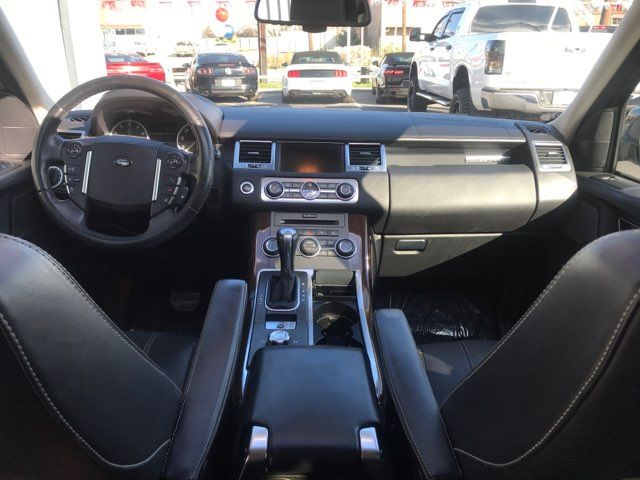 2011 Land Rover Range Rover Sport HSE in San Antonio, TX 78212