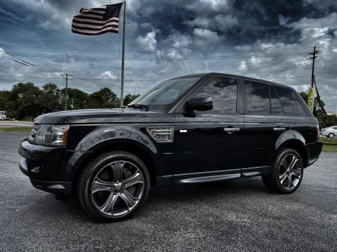 2011 Land Rover Range Rover Sport SUPERCHARGED V8 BLACK/BLACK  in , Florida