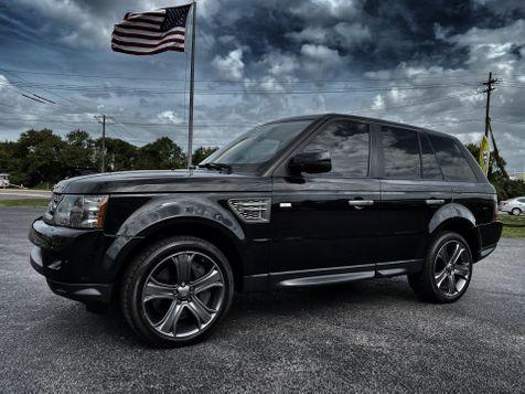 2011 Land Rover Range Rover Sport SUPERCHARGED V8 BLACK/BLACK  in , Florida