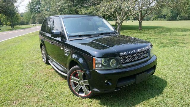 2011 Land Rover Range Rover Sport SC Valley Park, Missouri 5