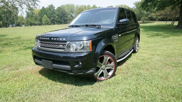 2011 Land Rover Range Rover Sport GT SC Valley Park, Missouri 1