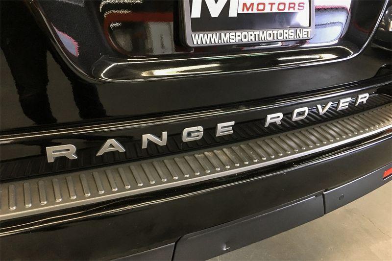 2011 Land Rover Range Rover Sport HSE LUX  city CA  M Sport Motors  in Walnut Creek, CA