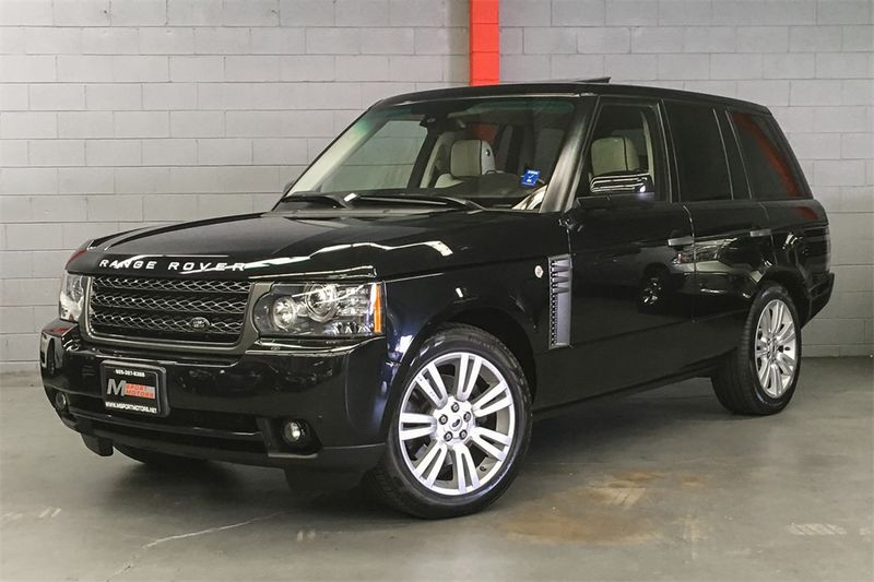 2011 Land Rover Range Rover HSE LUX  city CA  M Sport Motors  in Walnut Creek, CA