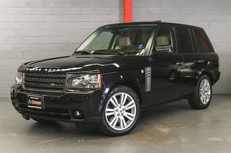 2011 Land Rover Range Rover HSE LUX  city CA  M Sport Motors  in Walnut Creek, CA