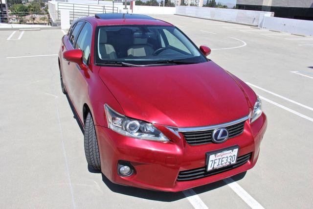 2011 Lexus CT 200h in Reseda, CA, CA 91335