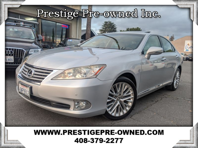 2011 Lexus ES 350 NAVIGATION & BACK UP CAMERA-HEAT/COOLED SEATS  in Campbell CA