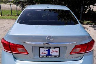 2011 Lexus ES 350 Hollywood, Florida 41
