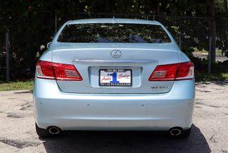 2011 Lexus ES 350 Hollywood, Florida 6
