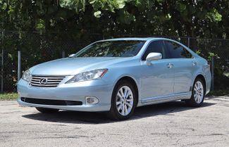 2011 Lexus ES 350 Hollywood, Florida 10