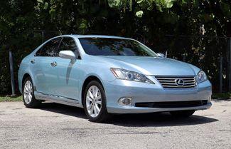 2011 Lexus ES 350 Hollywood, Florida 1