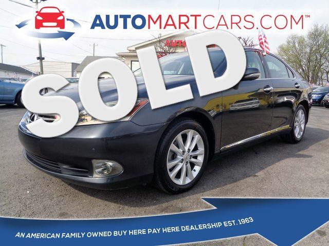 2011 Lexus ES 350  | Nashville, Tennessee | Auto Mart Used Cars Inc. in Nashville Tennessee