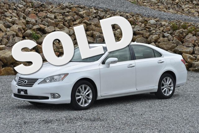 2011 Lexus ES 350 Naugatuck, Connecticut