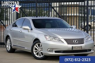 2011 Lexus ES 350 Clean Carfax Roof 49,000 Miles in Plano Texas, 75093