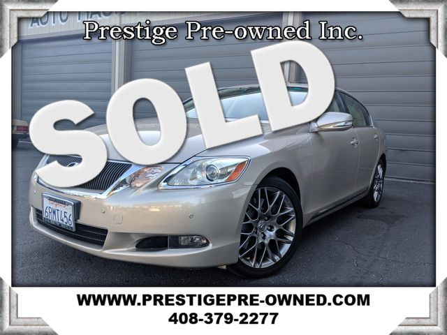 2011 Lexus GS 350 ((**NAVI//BACK-UP CAM//HEATED//COOLED SEATS**))  in Campbell CA