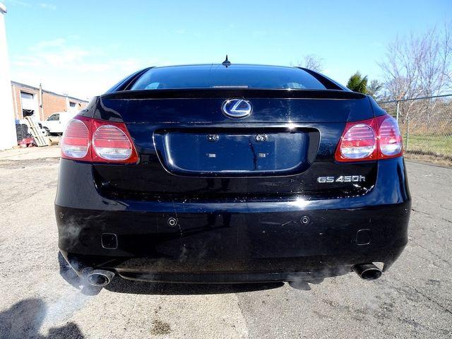 2011 Lexus GS 450h Hybrid Madison, NC 3